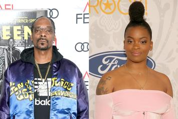 "Snoop Dogg告诉Ari Lennox:""Grow Your Own Hair"""