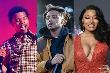 HNHH员工选择了播放列表:Lil Baby,Aminé,Megan Thee Stallion,& More