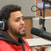 J. Cole's Interview With Angie Martinez