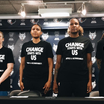 """Police Officers Doing Security At A WNBA Game Quit When Lynx Players Wore """"Black Lives Matter"""" Shirts"""