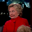 Watch Hillary Clinton Read Outrageous Donald Trump Quotes On Jimmy Kimmel Live