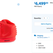 """The """"Red October"""" Nike Air Yeezy II Is Now Available At Walmart"""