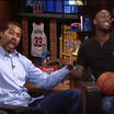 "Watch Kevin Garnett And Rasheed Wallace Test Out The ""Cuss Button"""