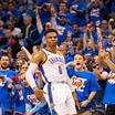 Russell Westbrook Opens Rockets Presser With Shoutout To OKC: Watch
