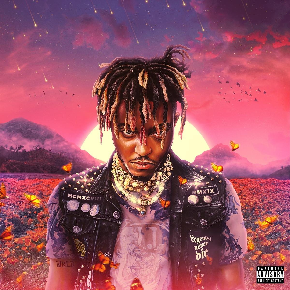 Juice WRLD and Halsey's collaborative single 'Life's A Mess' is out now