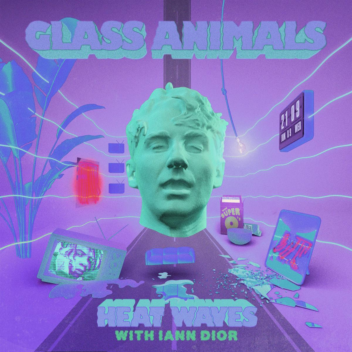 Glass Animals/Iann Dior/Wolf Tone Records/Universal Music Operations Limited