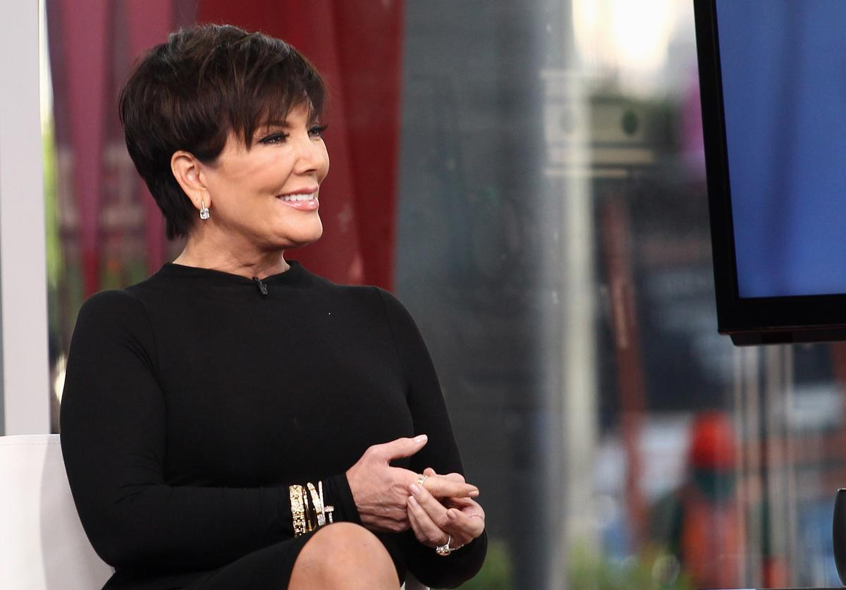 Kris Jenner on Hollywood Today LIVE, the nationally syndicated daytime entertainment talk and variety show