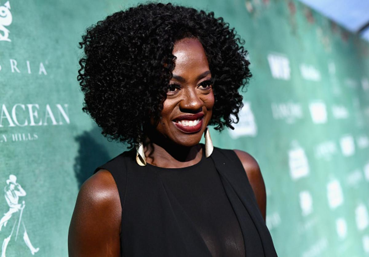 Viola Davis attends Women In Film Pre-Oscar Cocktail Party presented by Max Mara and Lancome with additional support from Crustacean Beverly Hills, Johnnie Walker, Stella Artois and Cambria at Crustacean Beverly Hills on March 2, 2018 in Beverly Hills, California.