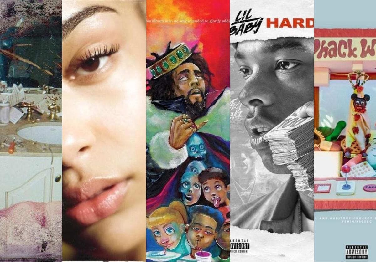 The hottest hip & hop and r'n'b albums of 2018 so far