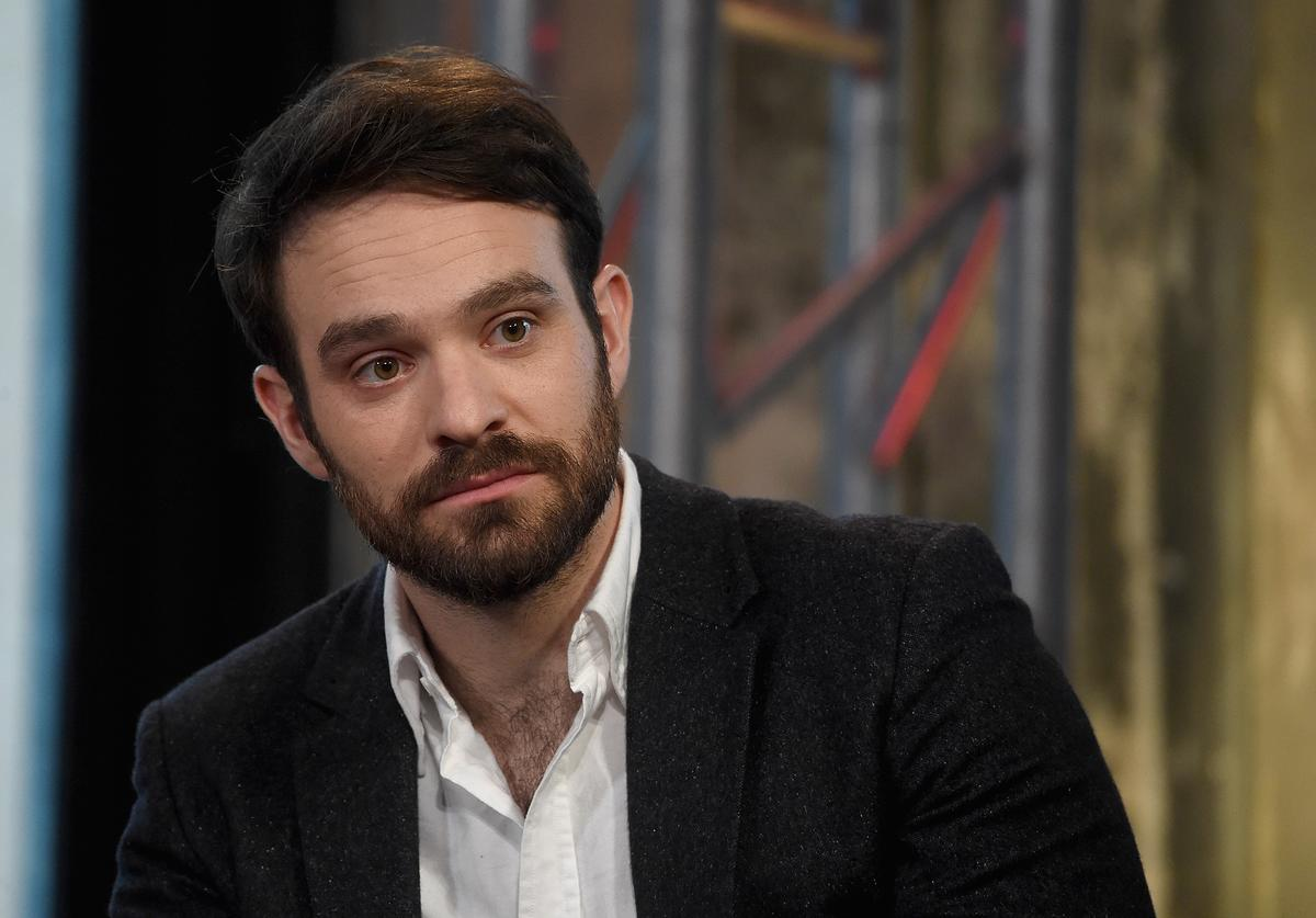 Charlie Cox of Netflix Original Series 'Marvel's Daredevil' attends the AOL Build Speakers Series at AOL Studios In New York on March 11, 2016 in New York City.