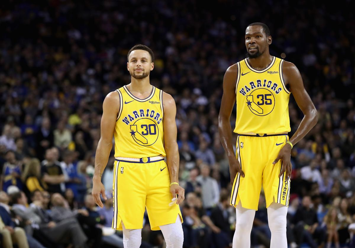 Durant & Curry