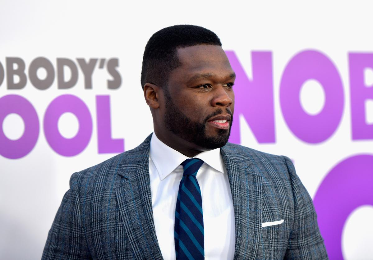 Curtis '50 Cent' Jackson attends the world premiere of 'Nobody's Fool' at AMC Lincoln Square Theater on October 28, 2018 in New York, New York