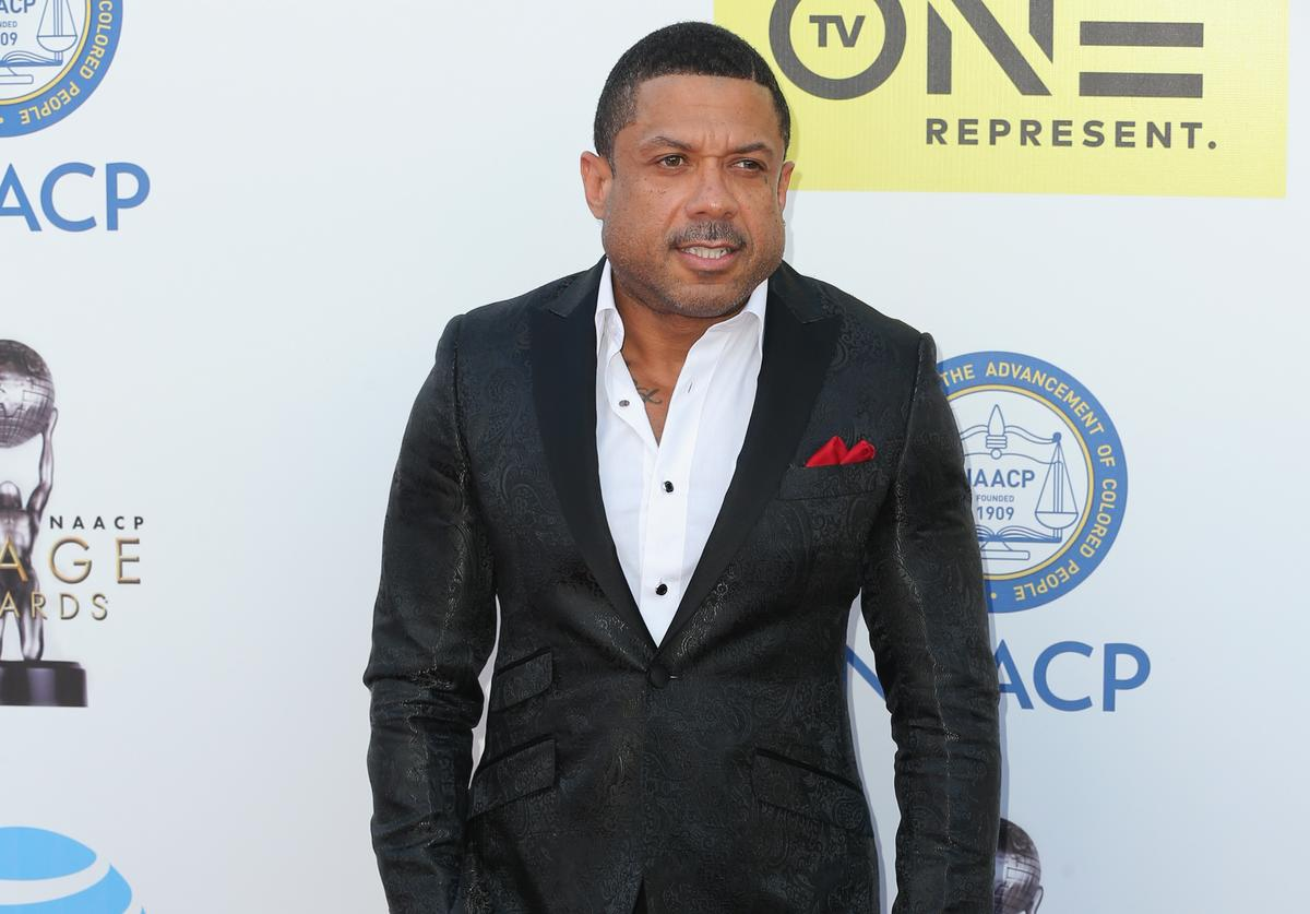 Benzino attends the 47th NAACP Image Awards presented by TV One at Pasadena Civic Auditorium on February 5, 2016 in Pasadena, California