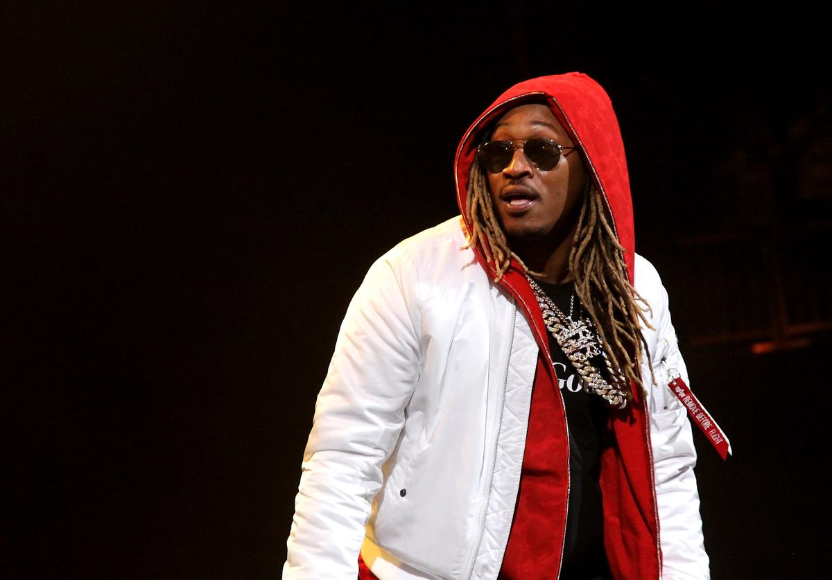 Rapper Future performs onstage during 105.1's Powerhouse 2015 at the Barclays Center on October 22, 2015 in Brooklyn, NY.
