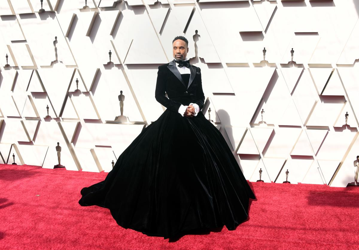 Billy Porter attends the 91st Annual Academy Awards at Hollywood and Highland on February 24, 2019 in Hollywood, California
