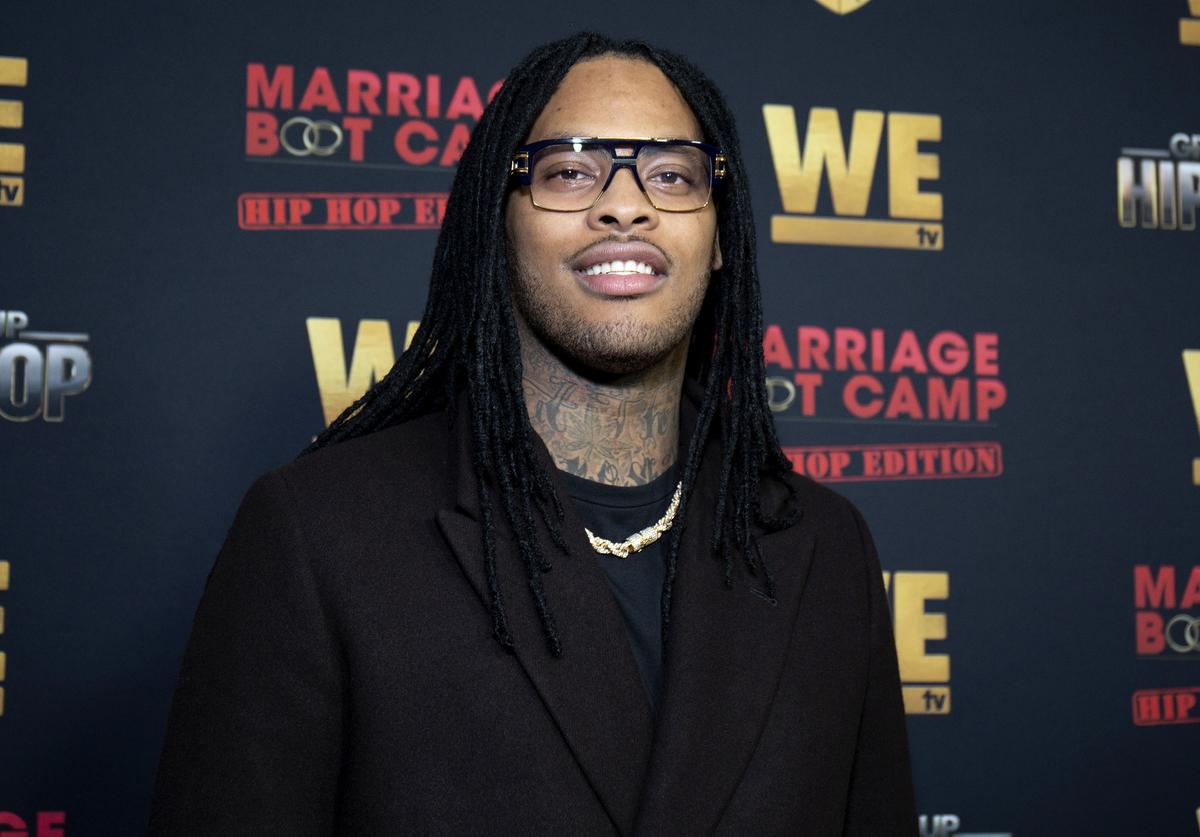 Waka Flocka attends the exclusive premiere for 'WE TV hosts Hip Hop Thursday's at Nightingale on January 09, 2019 in West Hollywood, California