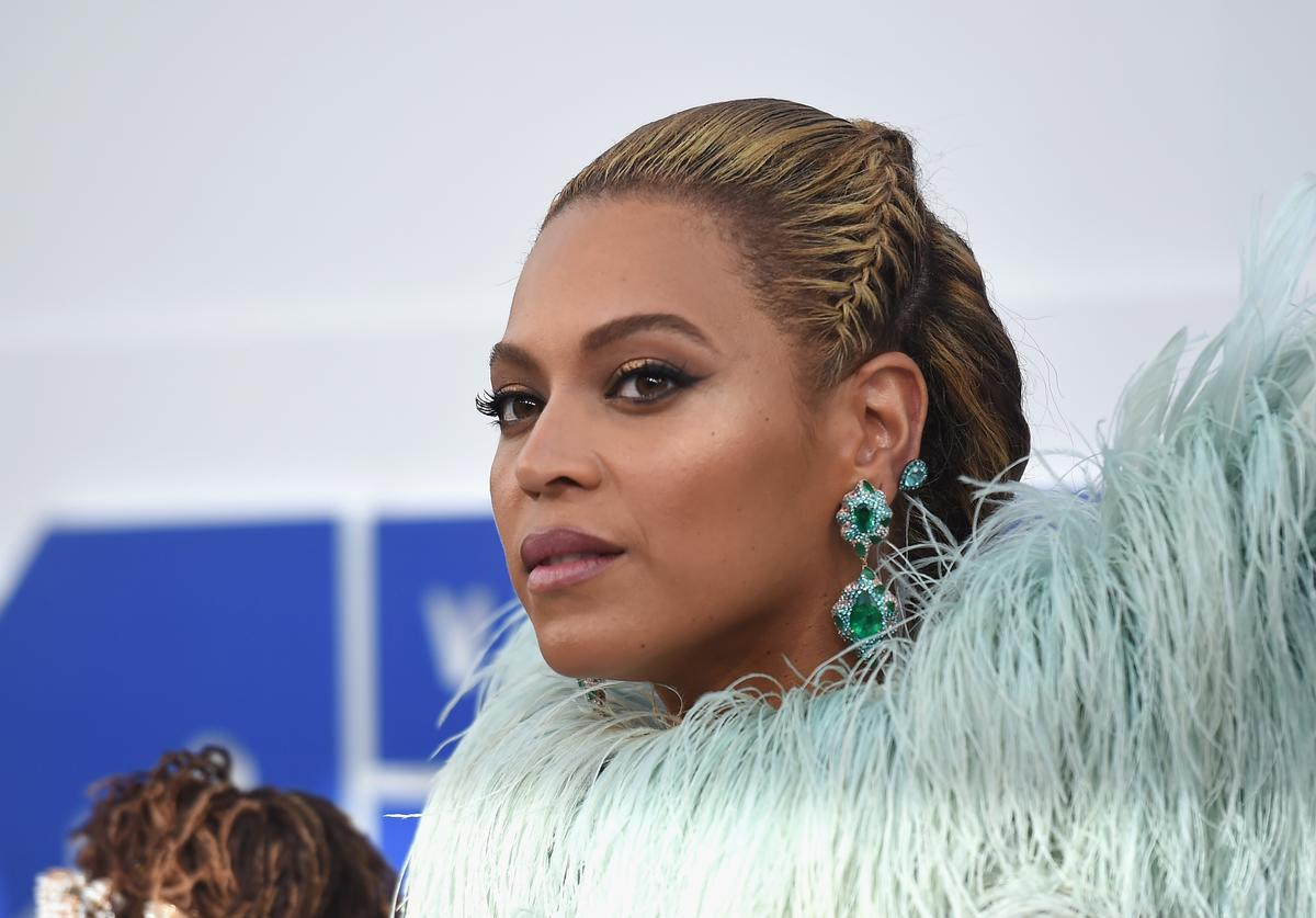 Beyonce attends the 2016 MTV Video Music Awards at Madison Square Garden on August 28, 2016 in New York City.