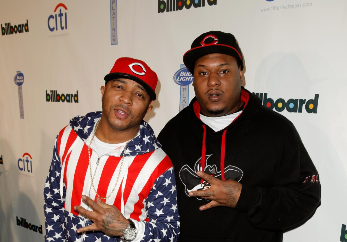 40 glocc at Citi and Bud Light Platinum present the second annual Billboard After Party