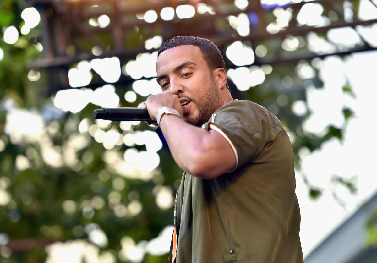 French Montana performs at 'EpicFest 2016'