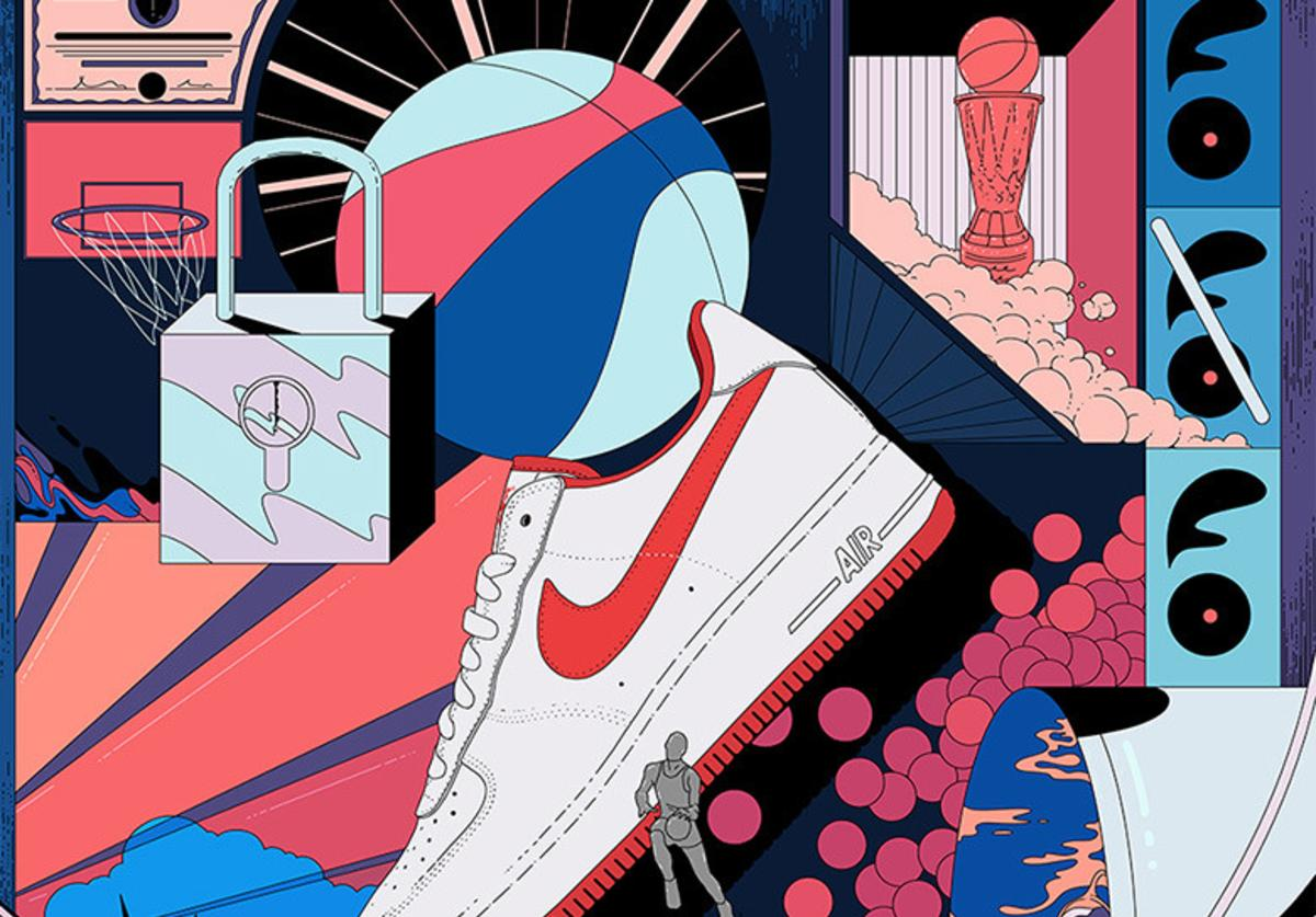 """Nike Air Force 1 Low """"Fo', Fi' Fo'"""""""