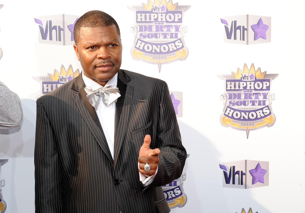 Rap-A-Lot Records CEO J Prince attends 2010 VH1 Hip Hop Honors at Hammerstein Ballroom on June 3, 2010 in New York, New York