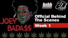 Joey Bada$$ Takes Us On The Smokers Club Tour (Behind-The-Scenes) Episode 1