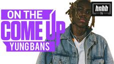 "Yung Bans Talks ""Lonely"" With Lil Skies, His First Rap & More In ""On The Come Up"""