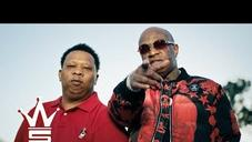 "Birdman & Mannie Fresh Come Through As Big Tymers In ""Designer Caskets"" Video"