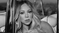 "Mariah Carey Drops Off Black & White Visual For ""With You"""