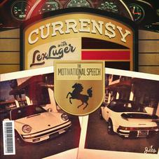 "Curren$y & Lex Luger Team Up For ""The Motivational Speech"" EP"