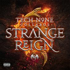 "Stream Tech N9ne's New Collaborative Project ""Strange Reign"""