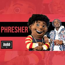 Phresher Has Bars For Days In New HNHH Freestyle Session