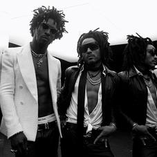 "SAINt JHN Drops Off New Video For ""Borders"" With Lenny Kravitz"