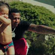 "Moneybagg Yo Bonds With His Son In ""Cold Shoulder"" Video"