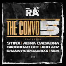 """RA Enlists Abra Cadabra, Backroad Gee & More For """"The Convo 5"""""""
