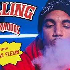 """Fenix Flexin Reflects On First Smoking Experience & Favorite Strains On """"How To Roll"""""""