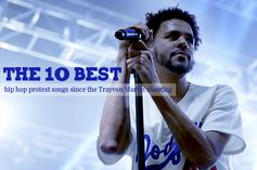 The 10 Best Hip Hop Protest Songs Since The Trayvon Martin Shooting