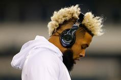 Odell Beckham Jr Reportedly Robbed During Super Bowl Weekend