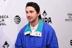 Shia LaBeouf Moving His Anti-Trump Livestream To New Mexico