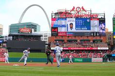 Woman Struck By Stray Bullet Inside Busch Stadium During Cardinals Game