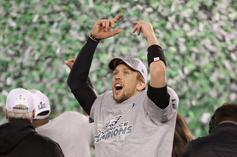 Nick Foles Leads Eagles To Super Bowl LII; Fans Celebrate In The Streets