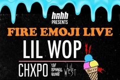 Lil Wop, Chxpo & Lil West To Perform At HNHH's Fire Emoji Live In NYC