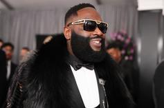 Rick Ross Reunites With Gucci Mane Post-Hospitalization