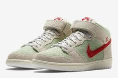 "Nike Launches ""White Widow"" Dunks For 4/20"