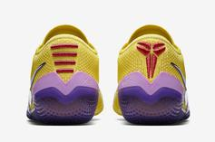 Nike Kobe AD NXT 360 Releasing In Lakers-Inspired Colorway