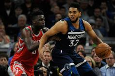 """Karl-Anthony Towns & Timberwolves Reportedly """"Not In A Good Place"""""""