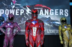 """Watch The New Trailer For The """"Power Rangers"""" Reboot"""