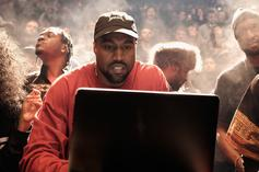 """Kanye West's """"Ye"""" Claims The Top 7 Positions On Apple Music & Spotify Charts"""