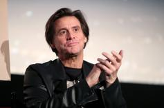 Jim Carrey Shares Drawing Of Donald Trump's Grave Getting Peed On