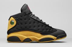 """Carmelo Anthony x Air Jordan 13 """"Class Of 2002"""" Release Details"""